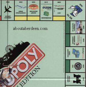 Aberdeen Monopoly Game