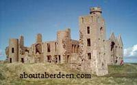 Cruden Bay Castle