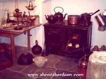 Braemar Castle Kitchen