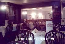 Meldrum Arms Restaurant