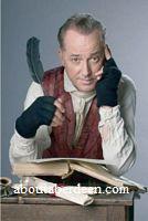 Scrooge Aberdeen Michael Barrymore