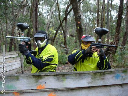 Aberdeen Paintball