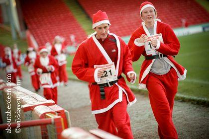 Aberdeen Santa Claus Fun Run