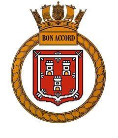 Aberdeen Sea Cadets Logo Bon Accord Rope