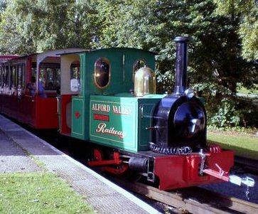Alford Train