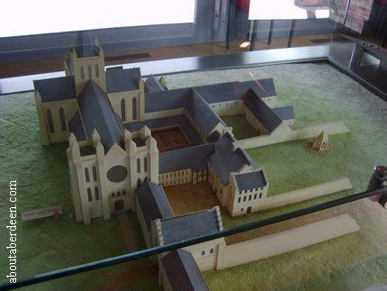 Arbroath Abbey Model