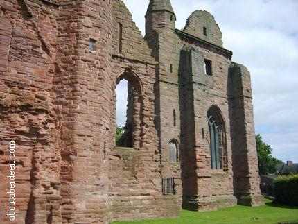 Arbroath Abbey Photo