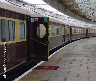 Belmond Northern Belle Aberdeen