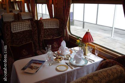 Belmond Northern Belle Experience