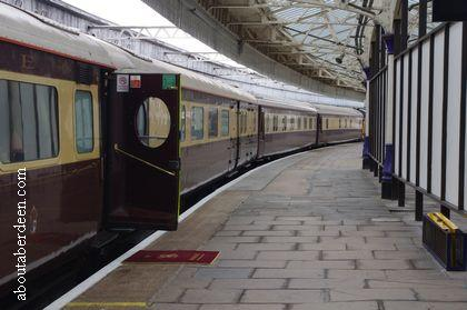 Belmond Northern Belle Train