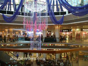 Bon Accord Shopping Centre Aberdeen
