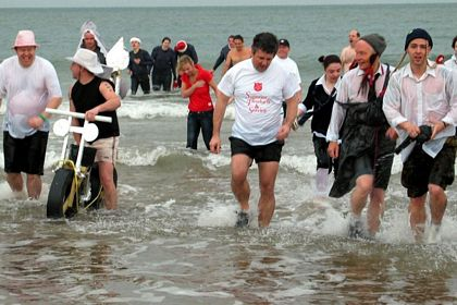 Boxing Day Swim Aberdeen