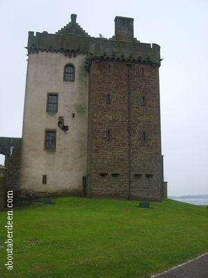 BroughtyCastle