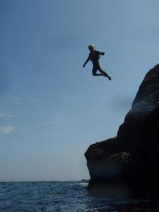 Coasteering Photo
