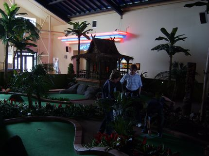 Congo Indoor Adventure Golf Aberdeen