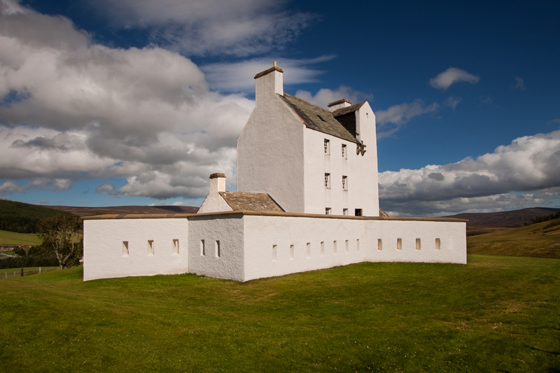 Corgarff Castle History and Ghosts