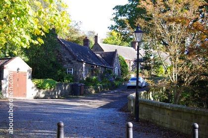 Cottages Brig o' Balgownie