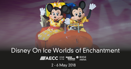 Disney on Ice Aberdeen