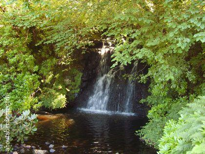 Dunvegan Waterfall
