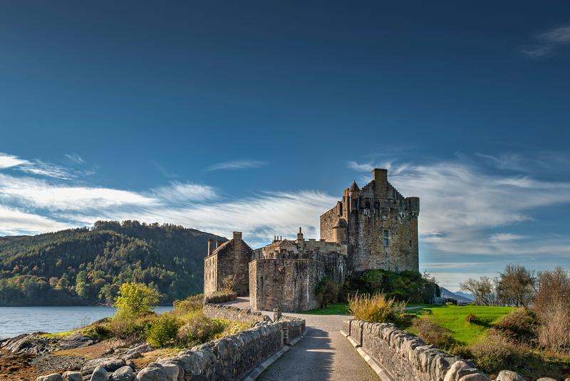 Eilean donan castle ghosts