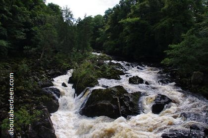 Falls of Feugh Banchory