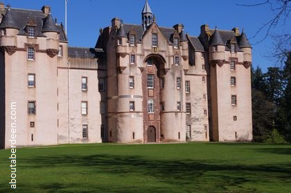Fyvie Castle Aberdeenshire