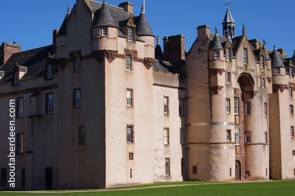 Fyvie Castle Turriff