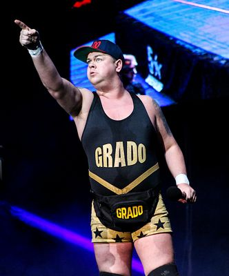 Grado Scottish Wrestler