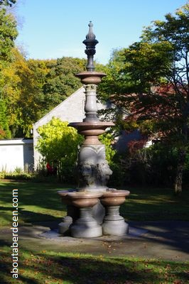 Hazlehead Fountain