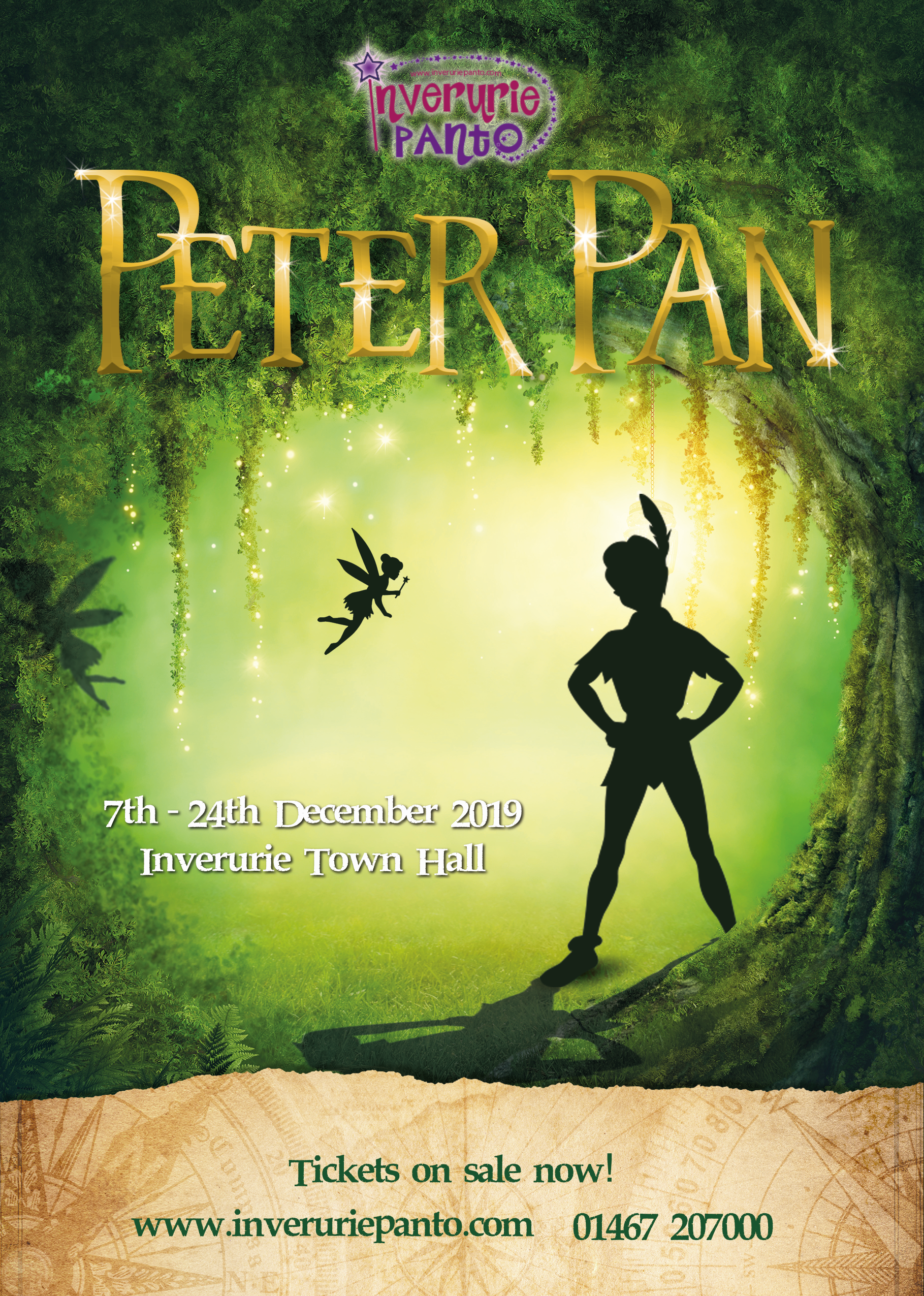 Weve Cast NBCs Live Peter Pan Musical for Your Hate