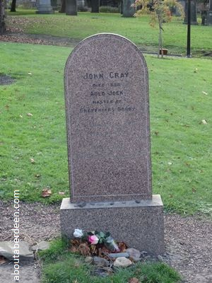 John Gray Grave Edinburgh
