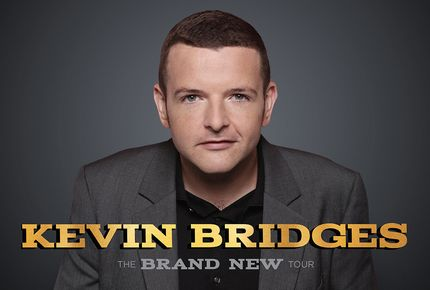 Kevin Bridges Brand New Tour Aberdeen AECC