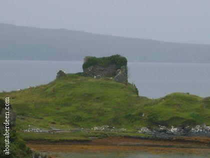 Knock Castle Isle of Skye