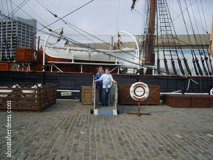 Rrs Discovery Ship Dundee