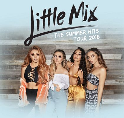 Little Mix Aberdeen 2018