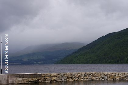 Loch Tay and Hills