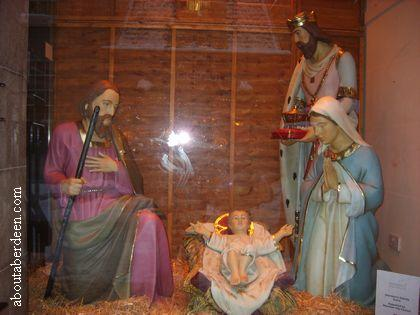 Nativity Scene Aberdeen