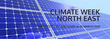 North East Climate Week Aberdeen