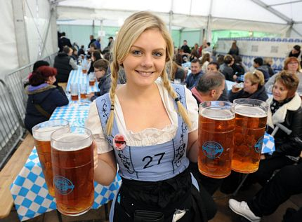 Oktoberfest Competition