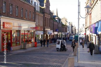 Peterhead Town Centre