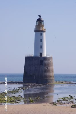 Photo Rattray Head Lighthouse