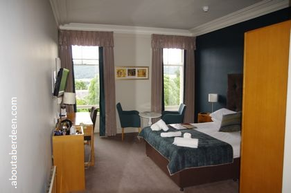 Pitlochry Hydro Hotel Accommodation