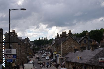 Pitlochry Town Centre