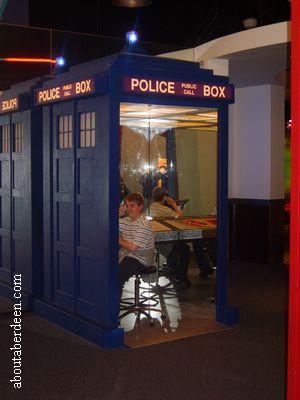 Sensation Dundee Science Centre