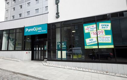 Pure Gym Aberdeen