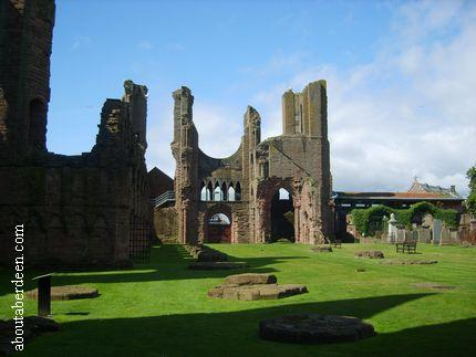 Ruinous Abbey