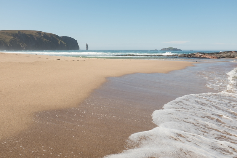 Sandwood Bay Scotland Ghosts
