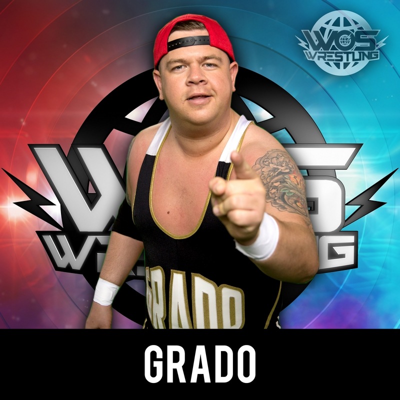 Scottish Wrestler GRADO WOS