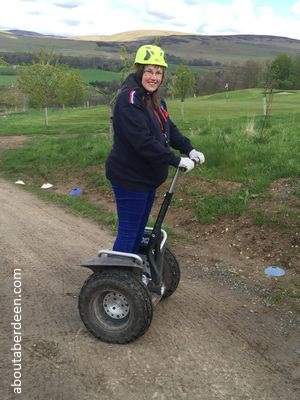 Segways Scotland Experience