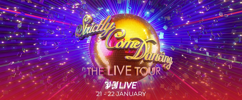Strictly Come Dancing Professionals Aberdeen AECC